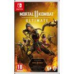 Jogo Mortal Kombat 11 Ultimate Edition Nintendo Switch