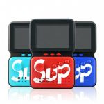 Sup Mini Retro 900 Jogos Azul