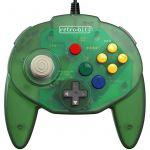 Retro-Bit Tribute 64 Gamepad para Nintendo64 Forest Green