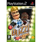 Jogo Buzz: O Quiz Desportivo PS2