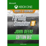 Jogo Farming Simulator 19 - John Deere Cotton (dlc) Xbox One Download Digital