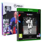 FIFA 21 Next Level Edition com Steelbook Xbox Series X