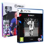FIFA 21 Next Level Edition com Steelbook PS5