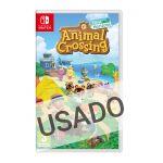 Jogo Animal Crossing: New Horizons Nintendo Switch Usado