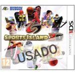 Jogo Sports Island 3D Nintendo 3DS Usado