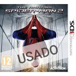 Jogo The Amazing Spiderman 2 Nintendo 3DS (Sem Manual) Usado
