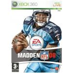 Jogo Madden NFL 08 Xbox 360