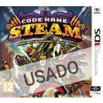Jogo Code Name S.T.E.A.M 3DS Usado