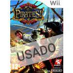 Jogo Sid Meier's Pirates Wii Usado