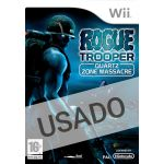 Jogo Rogue Trooper Quartz Zone Massacre Wii Usado