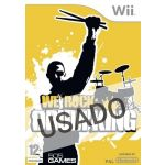 Jogo We Rock Drum King Wii Usado