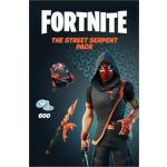 Jogo Fortnite - the Street Serpent Pack + 600 V-bucks Xbox One Download Digital