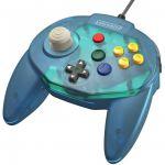 Retro-Bit Gamepad Tribute 64 USB para Nintendo64 Azul