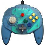 Retro-Bit Tribute 64 Gamepad para Nintendo64 Ocean Blue