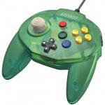 Retro-Bit Gamepad Tribute 64 USB para Nintendo64 Verde