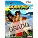 Jogo Runaway The Dream of the Turtle Wii Usado