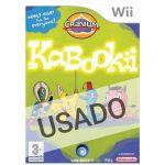 Jogo Cranium Kabookii Wii Usado
