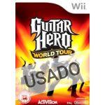 Jogo Guitar Hero World Tour Wii Usado
