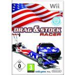 Jogo Drag & Stock Racer Wii