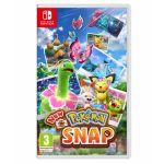 Jogo New Pokémon Snap Pré-Venda Nintendo Switch