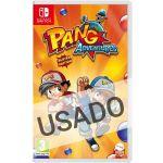 Jogo Pang Adventures Buster Edition Nintendo Switch Usado