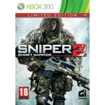 Jogo Sniper 2 Ghost Warrior Limited Edition Xbox 360