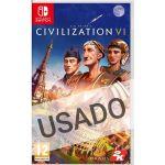 Jogo Sid Meier's Civilization VI Nintendo Switch Usado