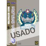 Mass Destruction Sega Saturn Usado