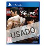 Jogo Yakuza 6 The Song of Life Essence of Art Edition PS4 Usado