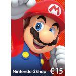 Nintendo Eshop Card 15 Eur Download Digital Eu