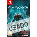 Jogo Chronos Before the Ashes Nintendo Switch Usado