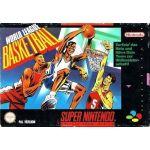 Jogo World League Basketball SNES Usado