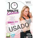 Jogo 10 Minute Solution Wii Usado