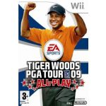 Jogo Tiger Wood PGA Tour 09 Wii