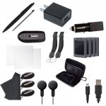 DreamGear Kit Essentials 20 em 1 Nintendo 3DS XL - DG-DG3DSXL-2261