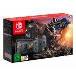 Nintendo Switch V2 Monster Hunter Rise Pré-Venda Edition