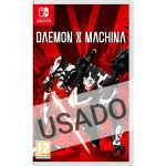 Jogo Daemon X Machina Nintendo Switch Usado