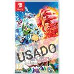 Jogo The Wonderful 101 Remastered Nintendo Switch Usado