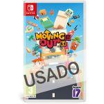 Jogo Moving Out Nintendo Switch Usado