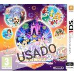 Jogo Disney Magical World 2 Nintendo 3DS Usado