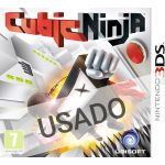 Jogo Cubic Ninja Nintendo 3DS Usado