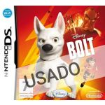Jogo Disney Bolt Nintendo DS Usado