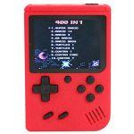 Mini Consola Portátil Retro 400 Jogos Red