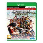 Jogo Samurai Showdown Special Edition Xbox Series X