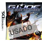 Jogo G.I. Joe The Rise of Cobra Nintendo DS Usado