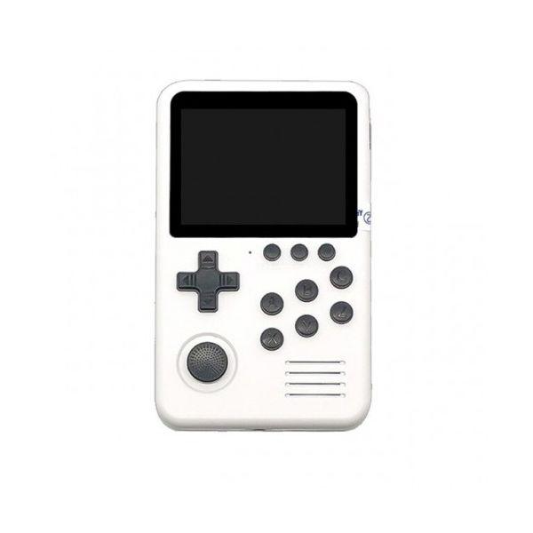 Game Box Mini Consola Portátil Retro M3S 1500 Jogos Branco
