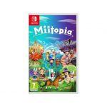 Jogo Miitopia Pré-Venda Nintendo Switch