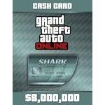 Grand Theft Auto Online: Megalodon Shark Cash Card Rockstar Games Launcher Download Digital