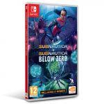 Jogo Subnautica + Subnautica: Below Zero Pré-Venda Nintendo Switch