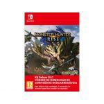 Jogo Monster Hunter Rise: Deluxe Kit Nintendo eShop Download Digital Switch